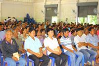ประชุมผู้ปกครองโดยคณะกรรมการสถานศึกษาขั้นพื้นฐาน...
