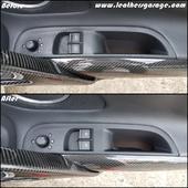 ฟื้นฟูภายในรถยนต์ Audi R8