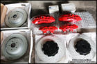 E63/CLS63 AMG Brake System [RED]