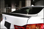 สปอยเลอร์คาร์บอนแท้ BMW F36 ทรง 3D Design