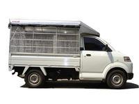 หลังคารถกระบะ Suzuki carry อลูมิเนียมแบบตาข่าย ทั้งคัน แบบที่ 4