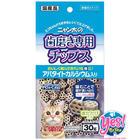 ขนมแมว ขนมน้องแมว ขัดฟันผสมอาพาไท เสริมแคลเซียม ขนาด 30g ช่วยขัดฟัน