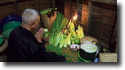 โครงการสืบสานวัฒนธรรมชนเผ่าลาหู่(ประเพณีกินข้าวใหม่) ปี 2558
