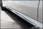 W117 CLA45 AMG Carbon Fiber Side Skirts