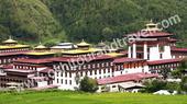 ทิมพูซอง หรือ Tashichho Dzong