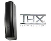 JBL's CBT 70J-1 Column Loudspeaker, CBT 70JE-1 Extension Box Earn THX Approval