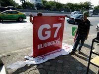 เริ่มออกสตาร์ทติดตั้งป้าย G7 ให้แก่ร้านลูกค้าทั่วประทศ