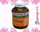 Blackmore Bio C 1000mg 62เม็ด แบลคมอร์ส ไบโอซี วิตามินซี 1000 มก