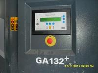 "SERVICE ""ATLAS COPCO MODEL GA132"""