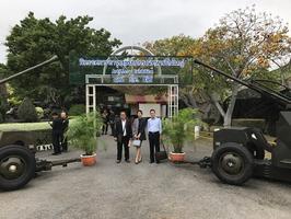 งานนิทรรศการอาวุธยุทโธปกรณ์ทหารปืนใหญ่ Artillery Exhibition