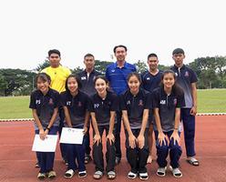 การแข่งขัน กรีฑา กีฬา นักเรียน นักศึกษา เขต ๕ ภาคเหนือตอนบน ๘ จังหวัด