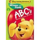 DVD Winnie the Pooh A B C #WN06#